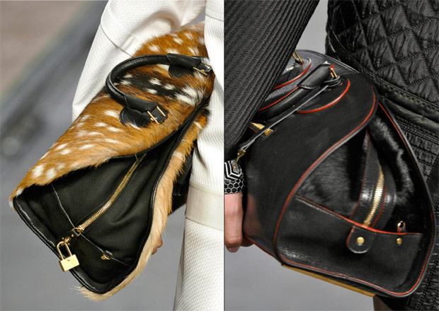 Fashion Week Handbags: Proenza Schouler Fall 2012 Proenza Schouler Fall 2012